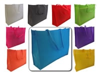 Reusable Eco Bags - Non Woven Polypropylene fabric