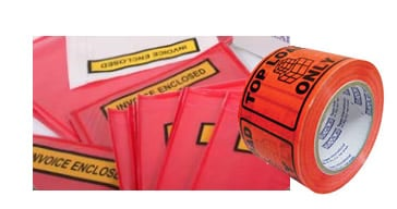 Adhesive Envelopes and Labels