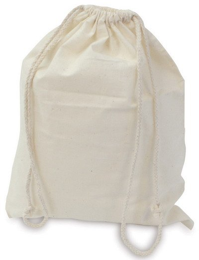 Calico Bags - Drawstring and Backpack