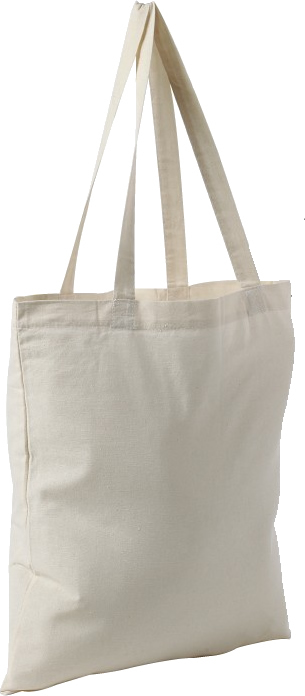 Calico Bags - Two Handles