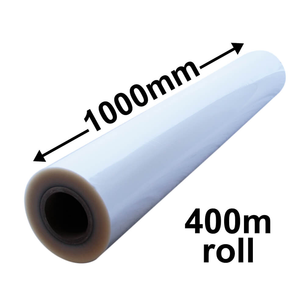 BOPP CELLOPHANE ROLLS 1000mm x 400m