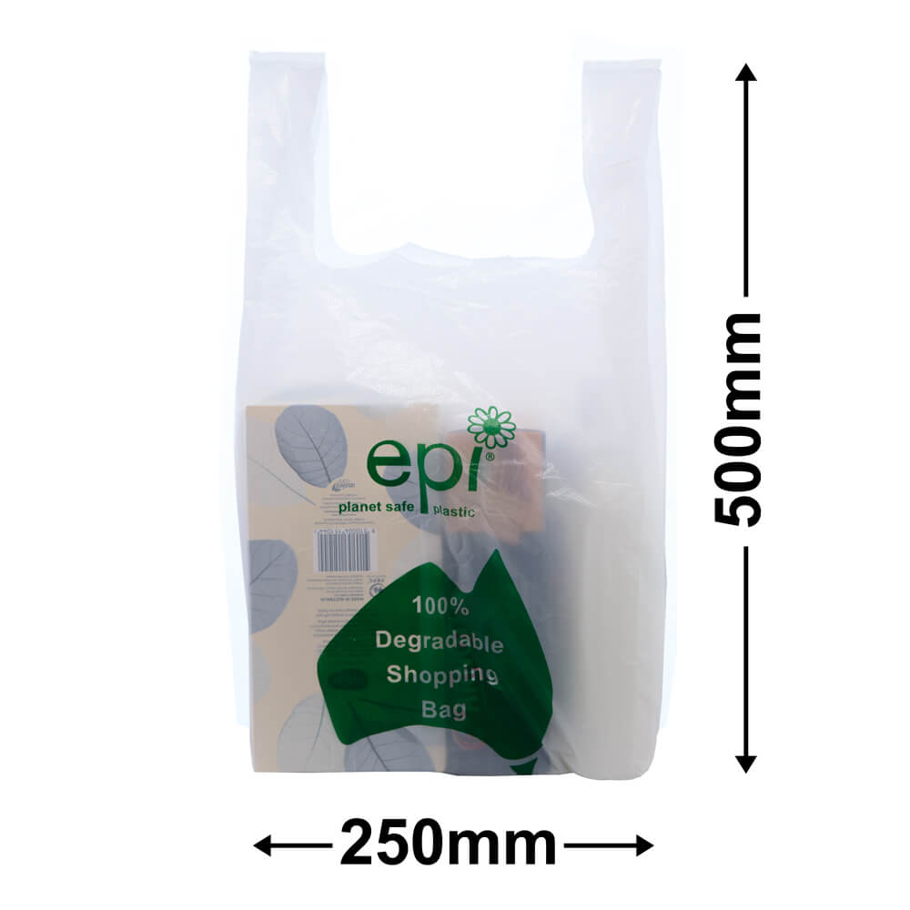 Singlet Bags Medium EPI<br>environmentally friendly