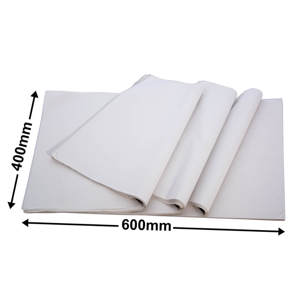 Moving Tissue Paper - White (Ream 480)
