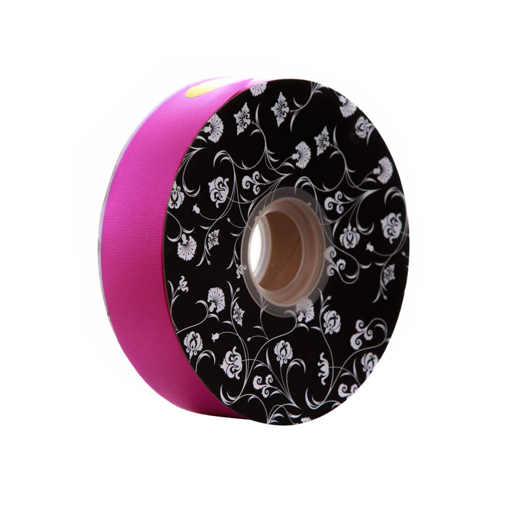 Florist Tear Ribbon<br>Cerise<br>30mm wide x 90m per roll