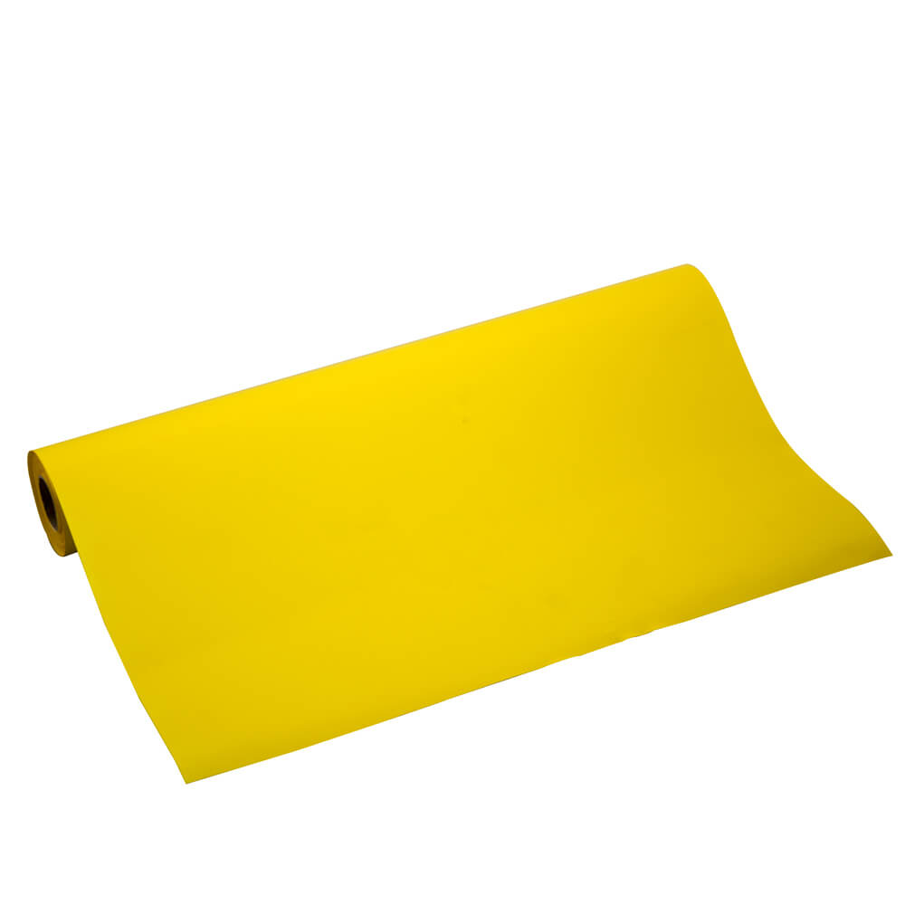 Yellow Wrapping Paper<br>Bulk 50m roll