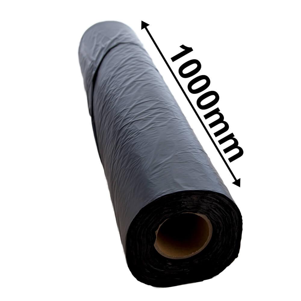 builders plastic black white clear rolls qis packaging. Black Bedroom Furniture Sets. Home Design Ideas