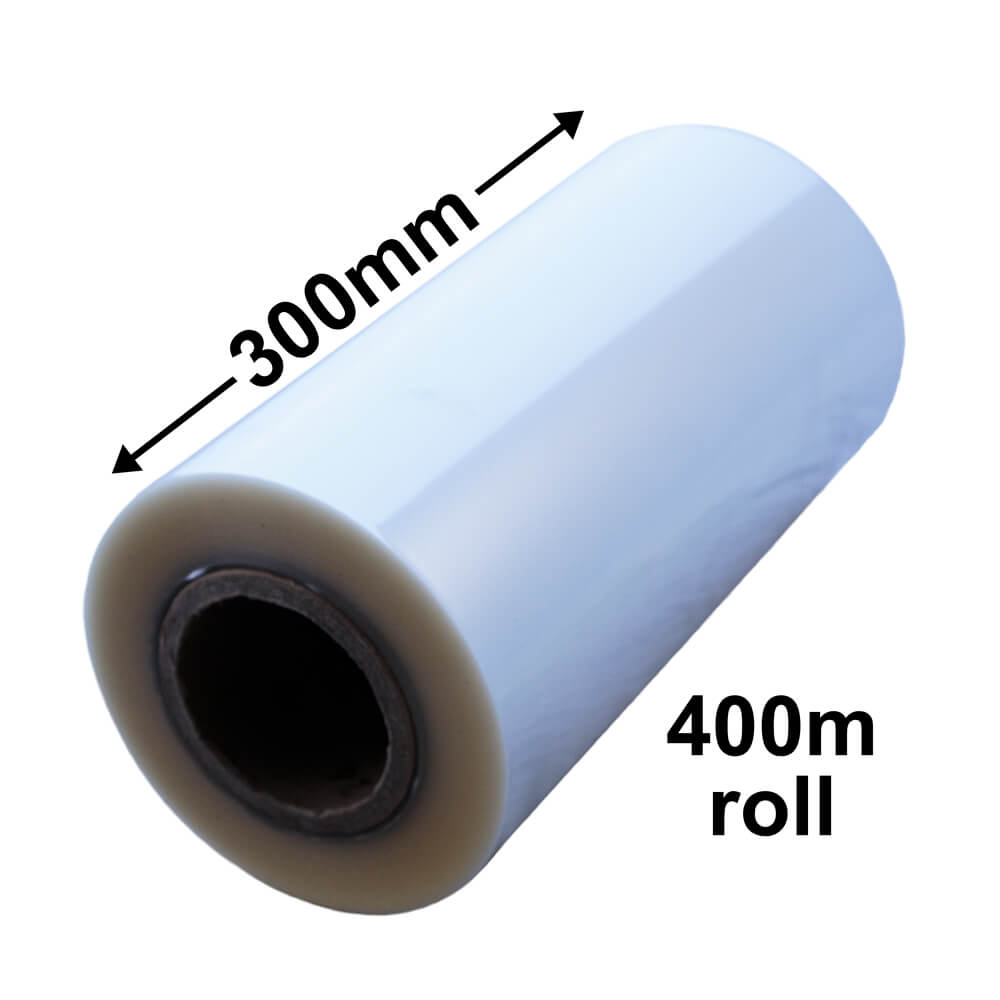BOPP CELLOPHANE ROLLS 300mm x 400m