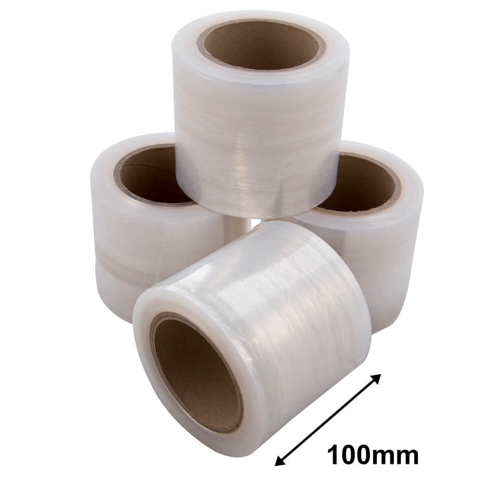 Stretch Wrap Bundle Film<br>Natural