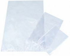 Polypropylene Bags Clear 230 X 305MM 60UM CTN 1,000