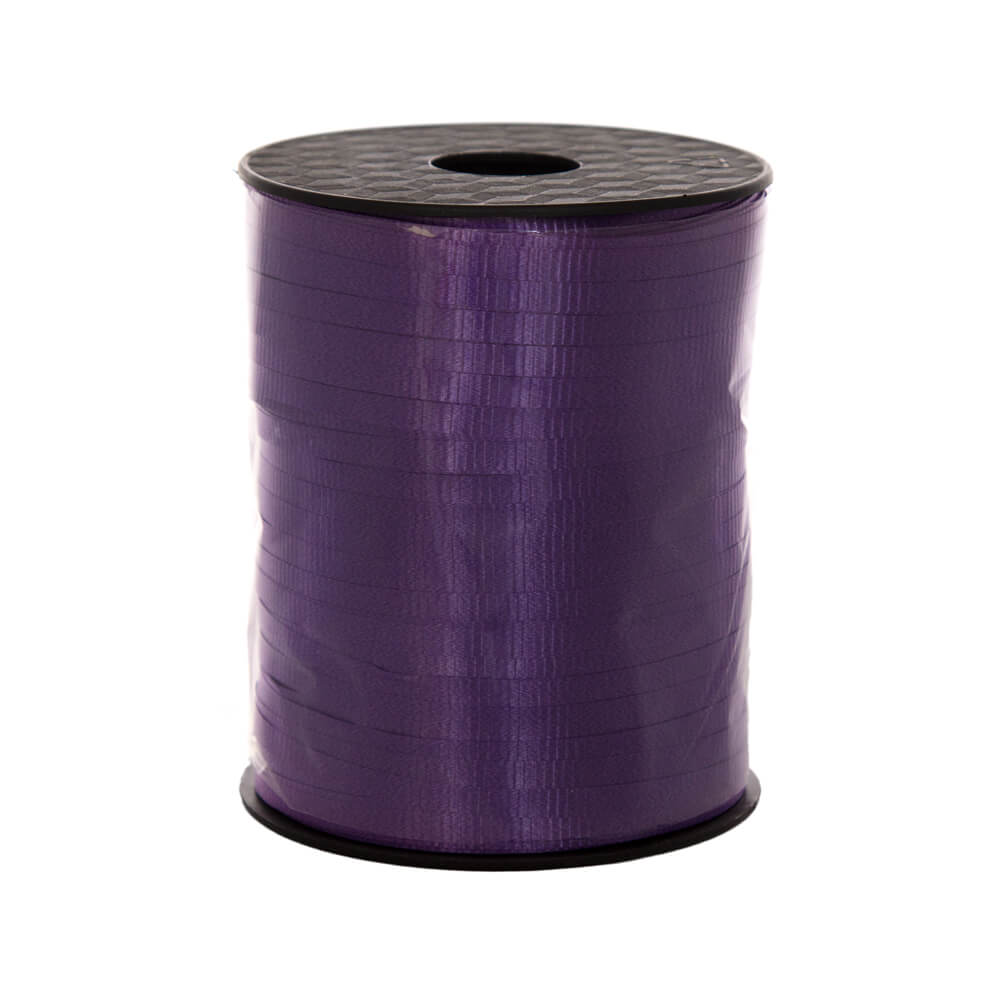 Curling Ribbon Violet<br>5mm wide x 457m per roll