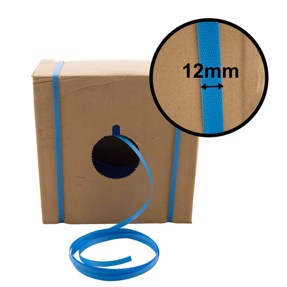 Plastic Strapping in Box<br>12mm