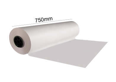 Butchers Paper Roll<br> 750mm X 500M