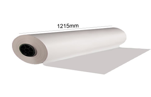 Butchers Paper Roll<br> 1215mm X 500M