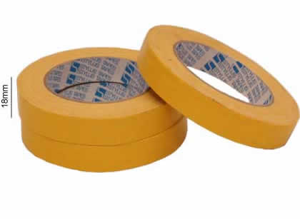 Cloth Tape Yellow - multi purpose 18mm X 25M<br>*WHILE STOCKS LAST*