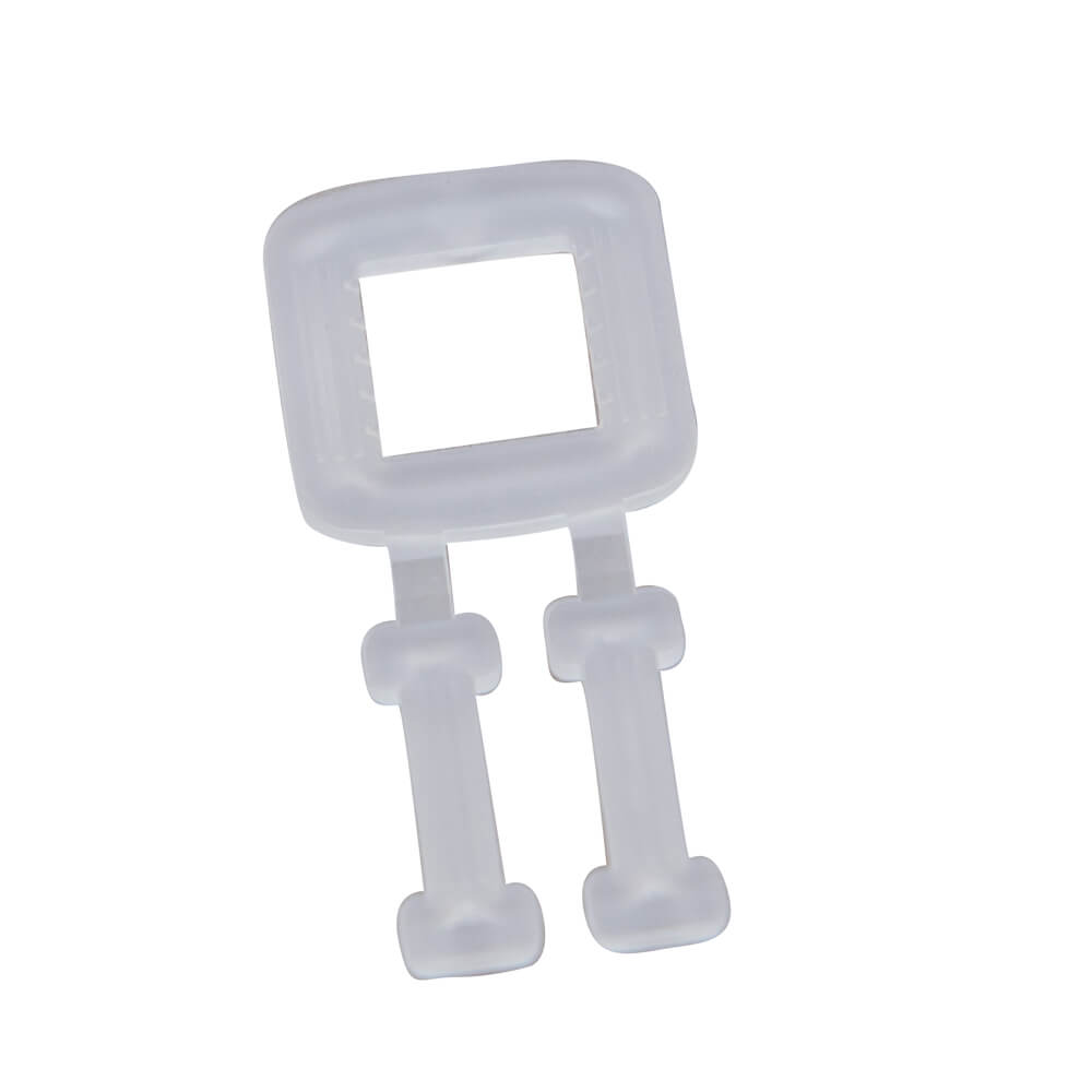 Plastic Buckles 12mm<br>(Bag 1000)