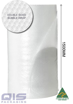 DOUBLE SIDED BUBBLEWRAP **Brisbane Delivery Only**