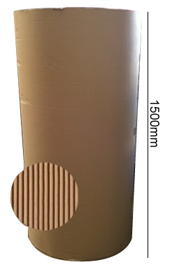 Corrugated Cardboard Premium 5ft