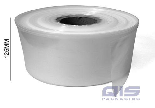125MM WIDE TUBE - 250UM<BR>10KG ROLL HIGH IMPACT<br>*WHILE STOCKS LAST*