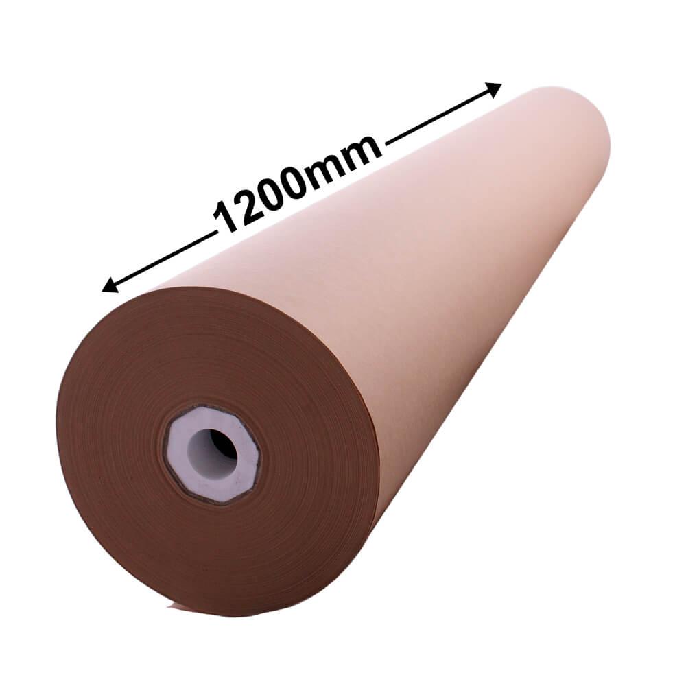 Brown kraft rolls buy online today qis packaging for Brown craft paper rolls
