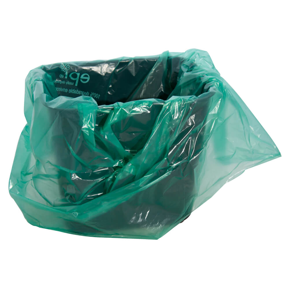 Bin Liner 82 litre EPI degradable - on a roll