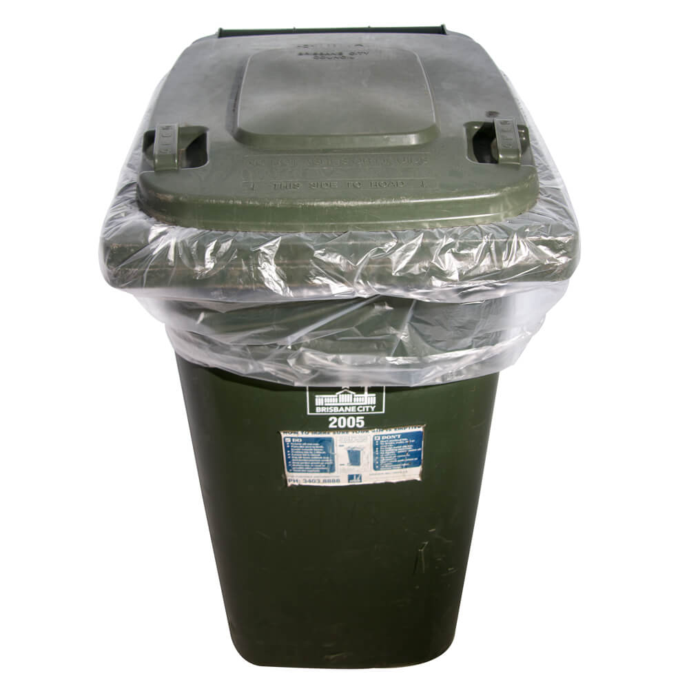 Bin Liner 240 litre<br>to suit wheelie bins