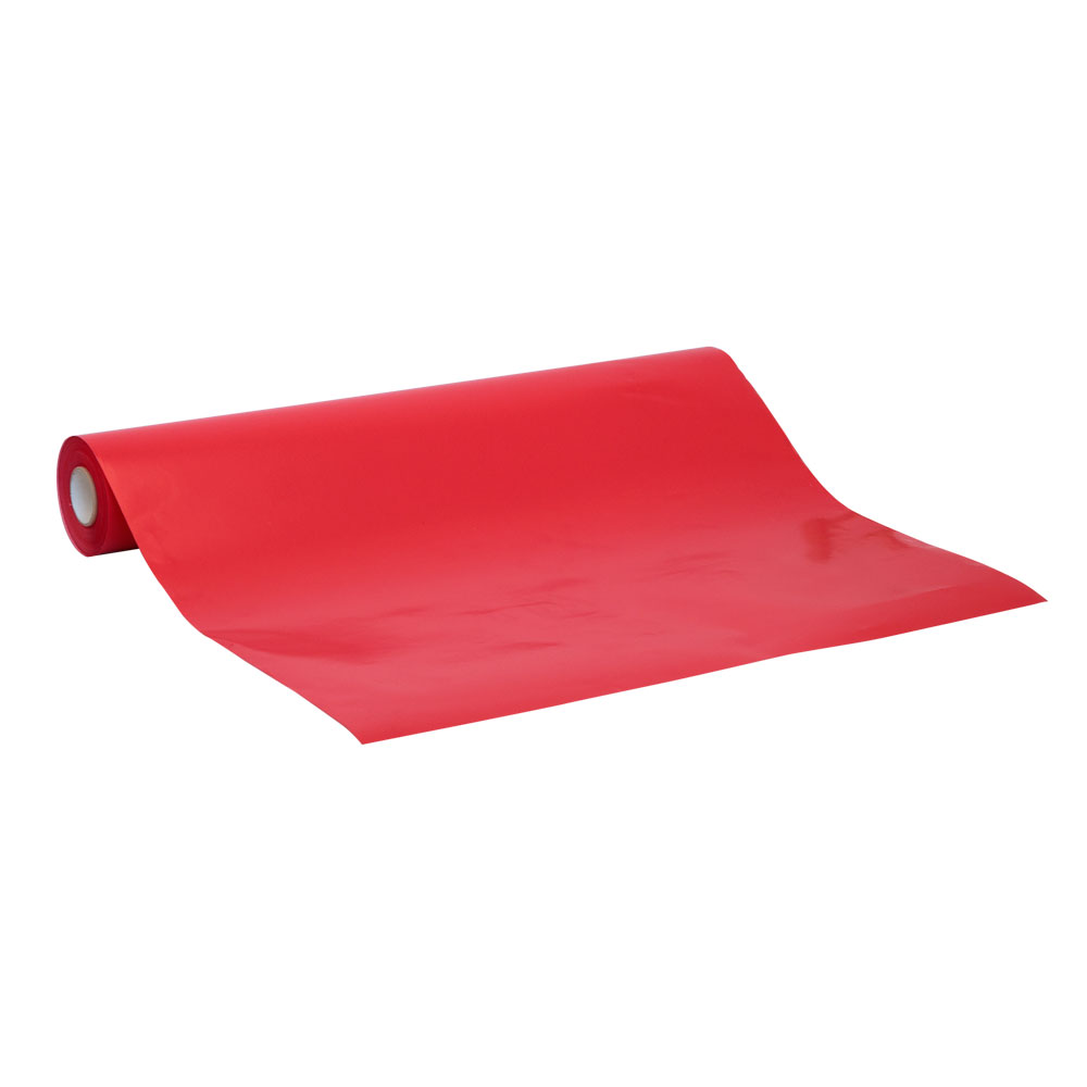 Red Wrapping Paper<br>Bulk 50m roll