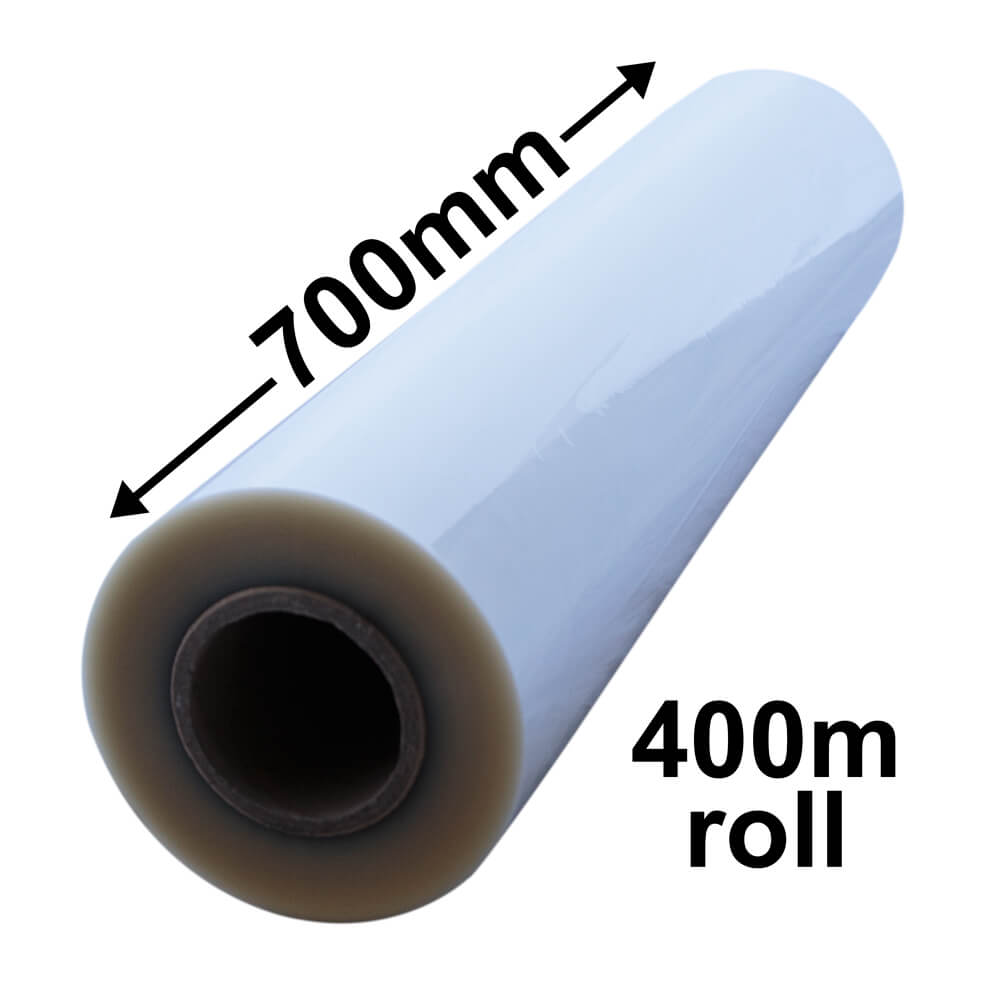 BOPP CELLOPHANE ROLLS 700mm x 400m